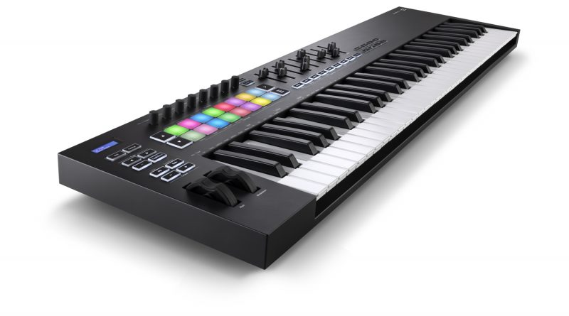 Novation Launch Key 61 MIDI Controller